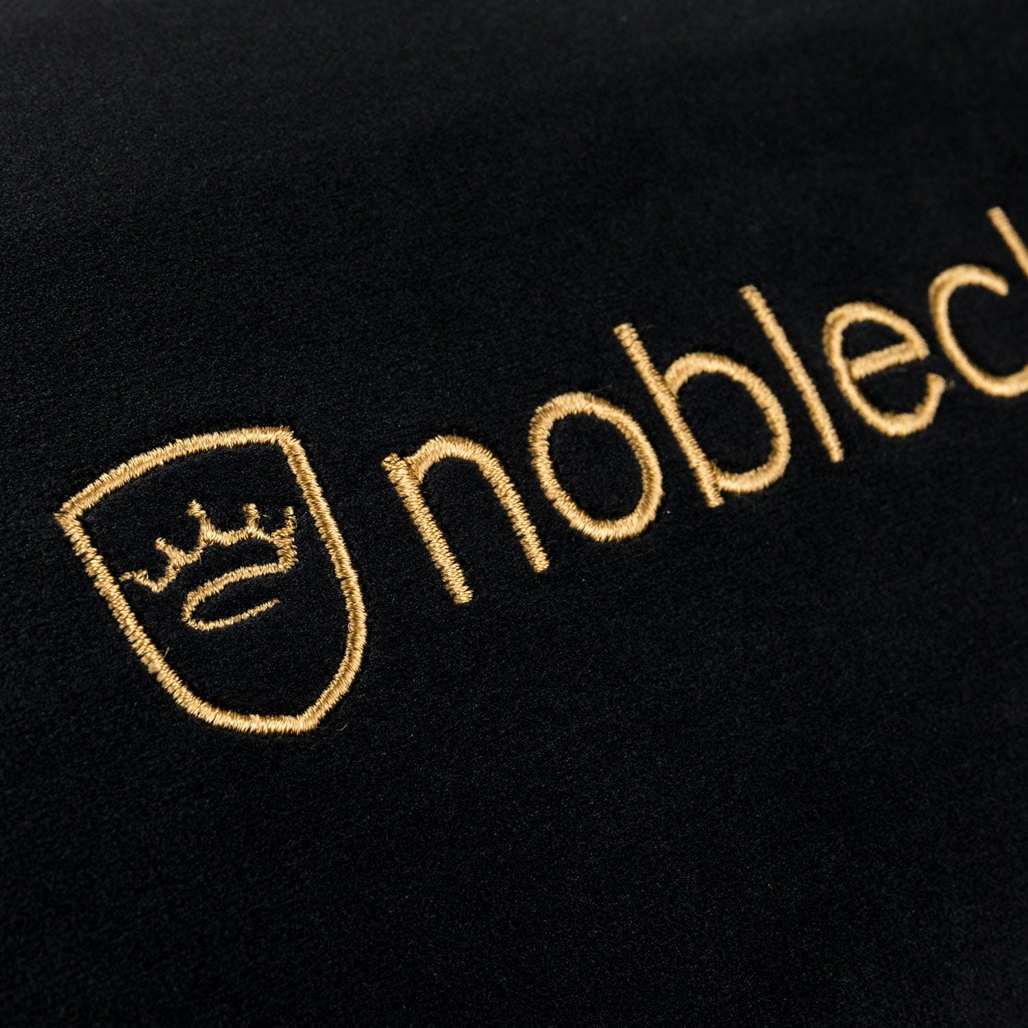 Noblechairs - Cushion Set Black / Gold