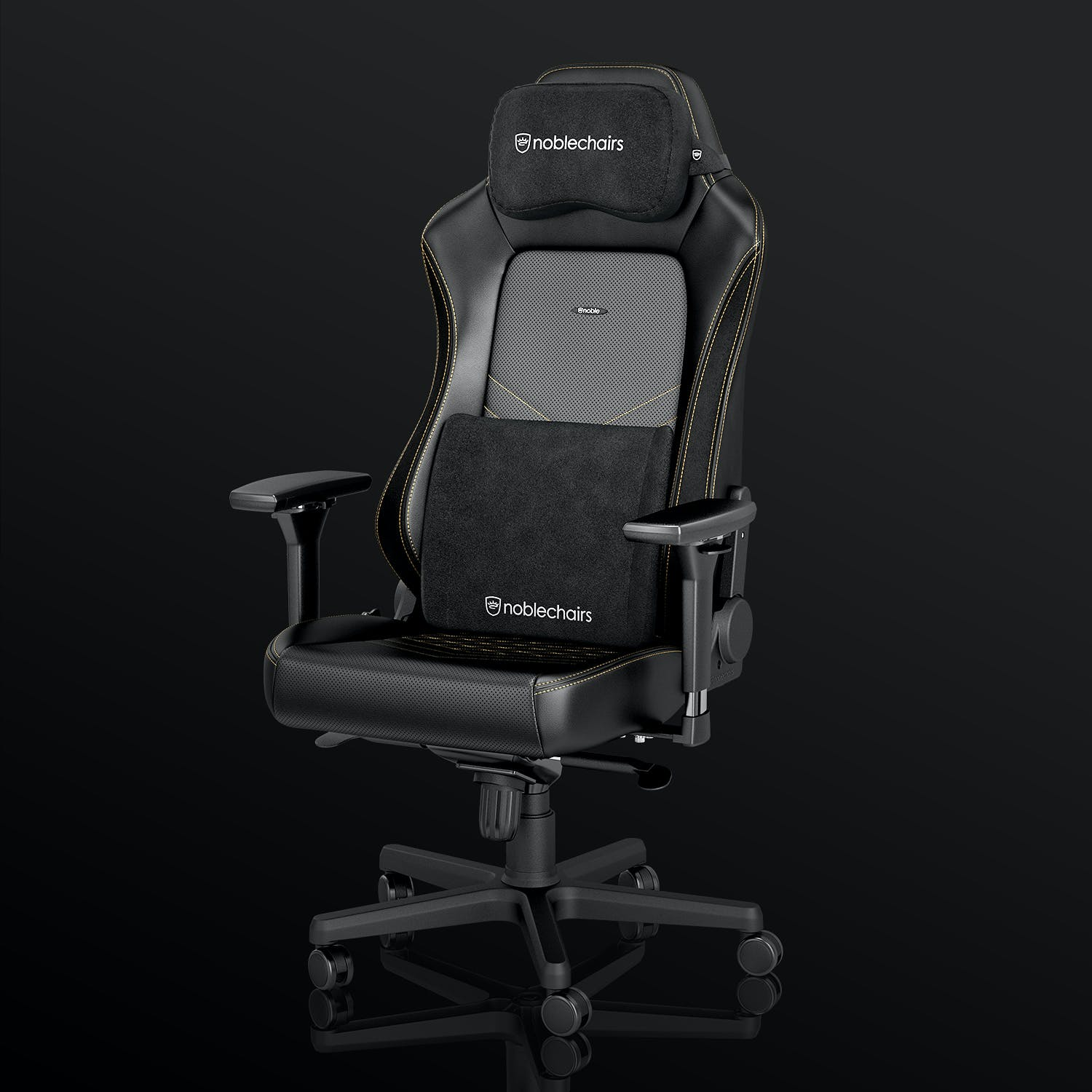 Noblechairs - Memory Foam Kissen-Set