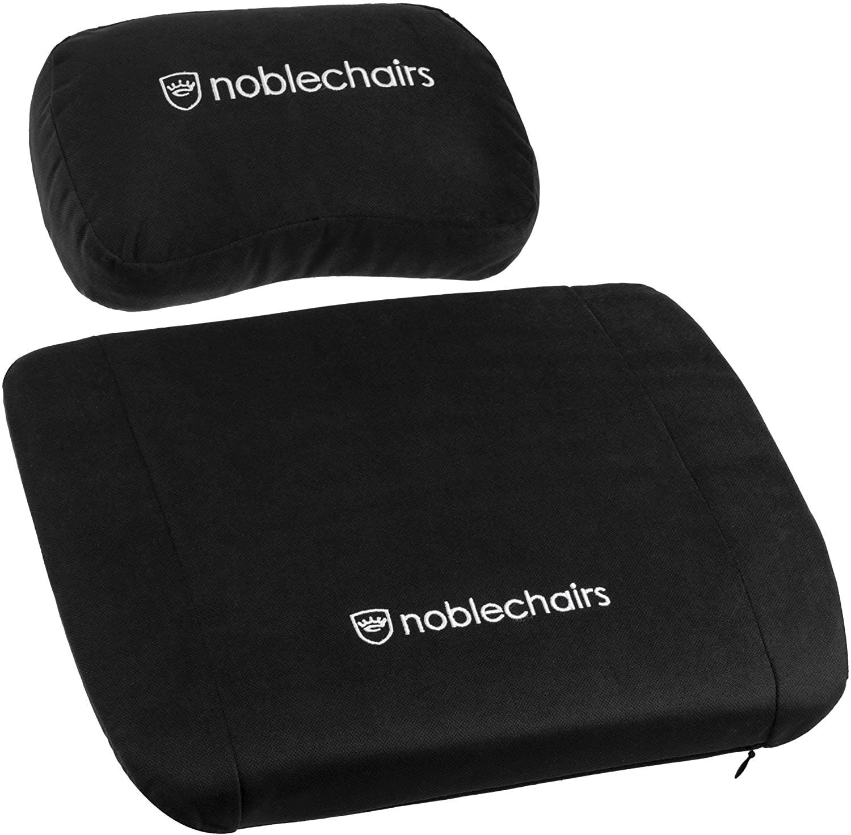 Noblechairs - Memory Foam Ensemble de coussins