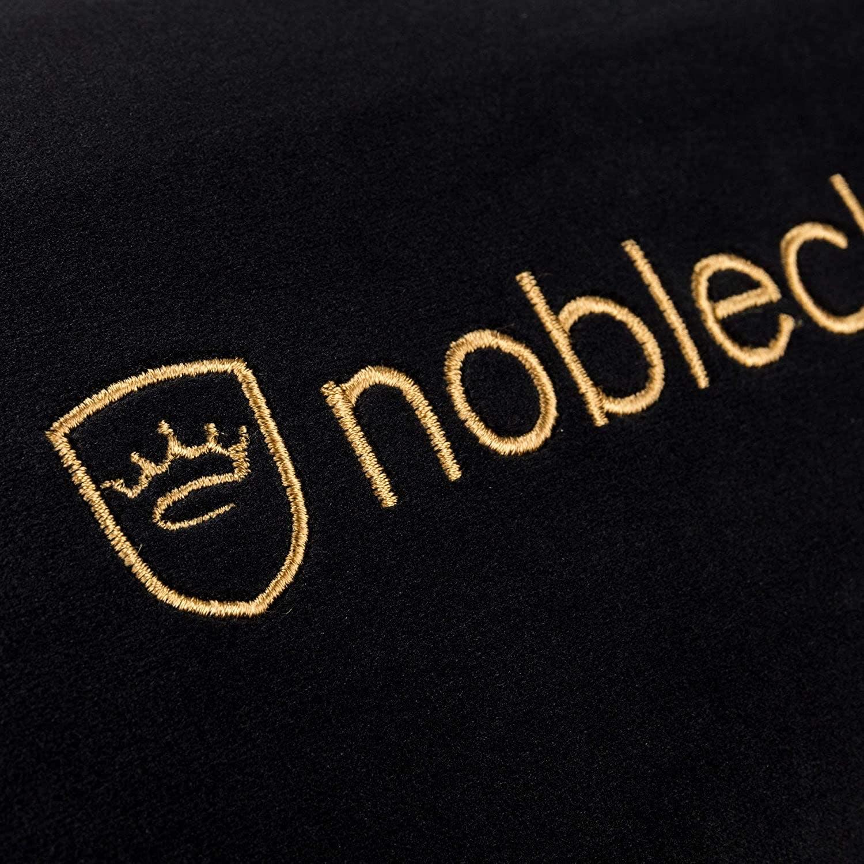 Noblechairs - Kissen-Set Schwarz/Gold
