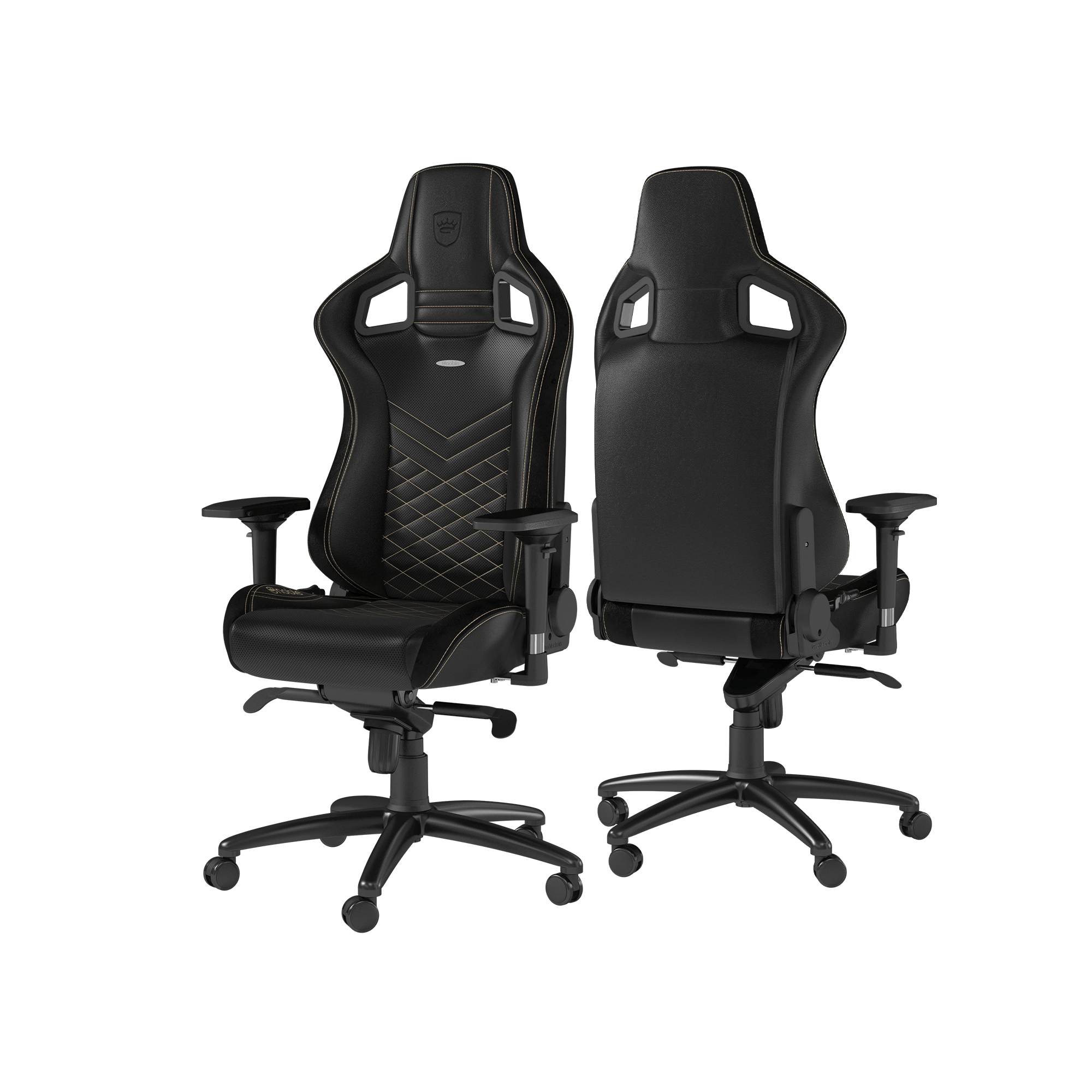Noblechairs - EPIC Noir / Or