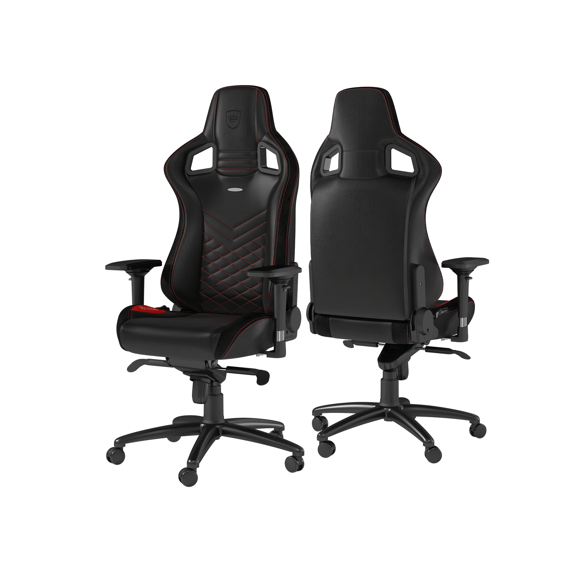 Noblechairs - EPIC Noir / Rouge