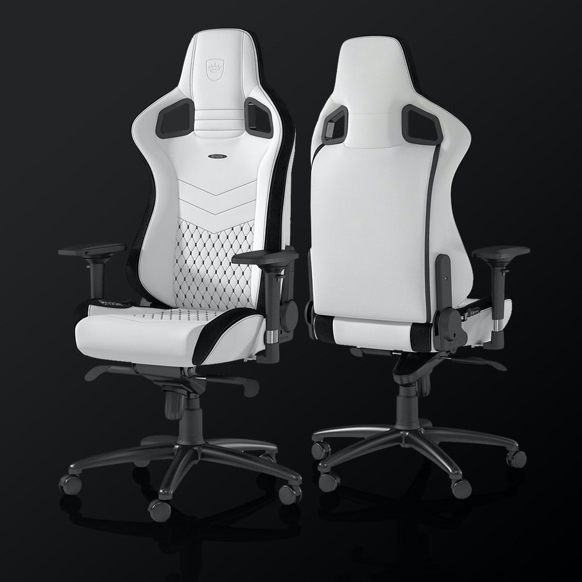 EPIC White / Black