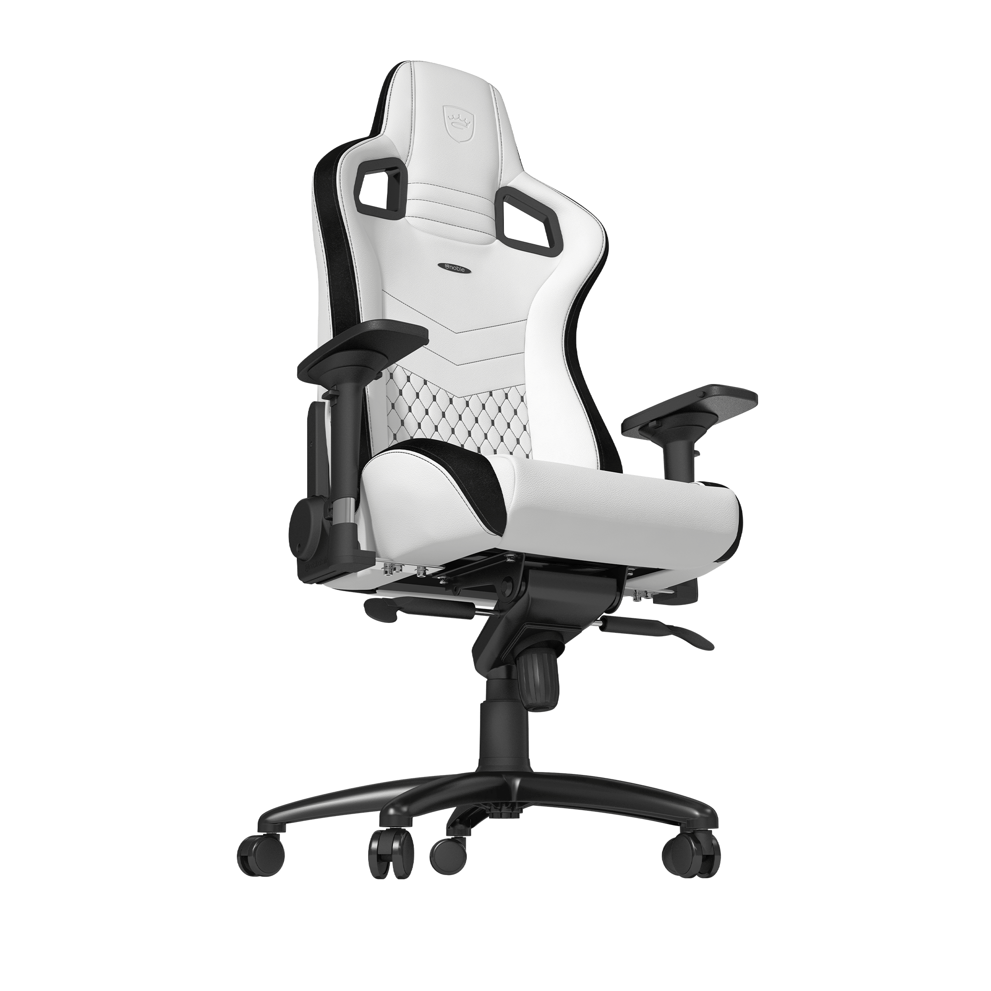 Noblechairs - EPIC White / Black