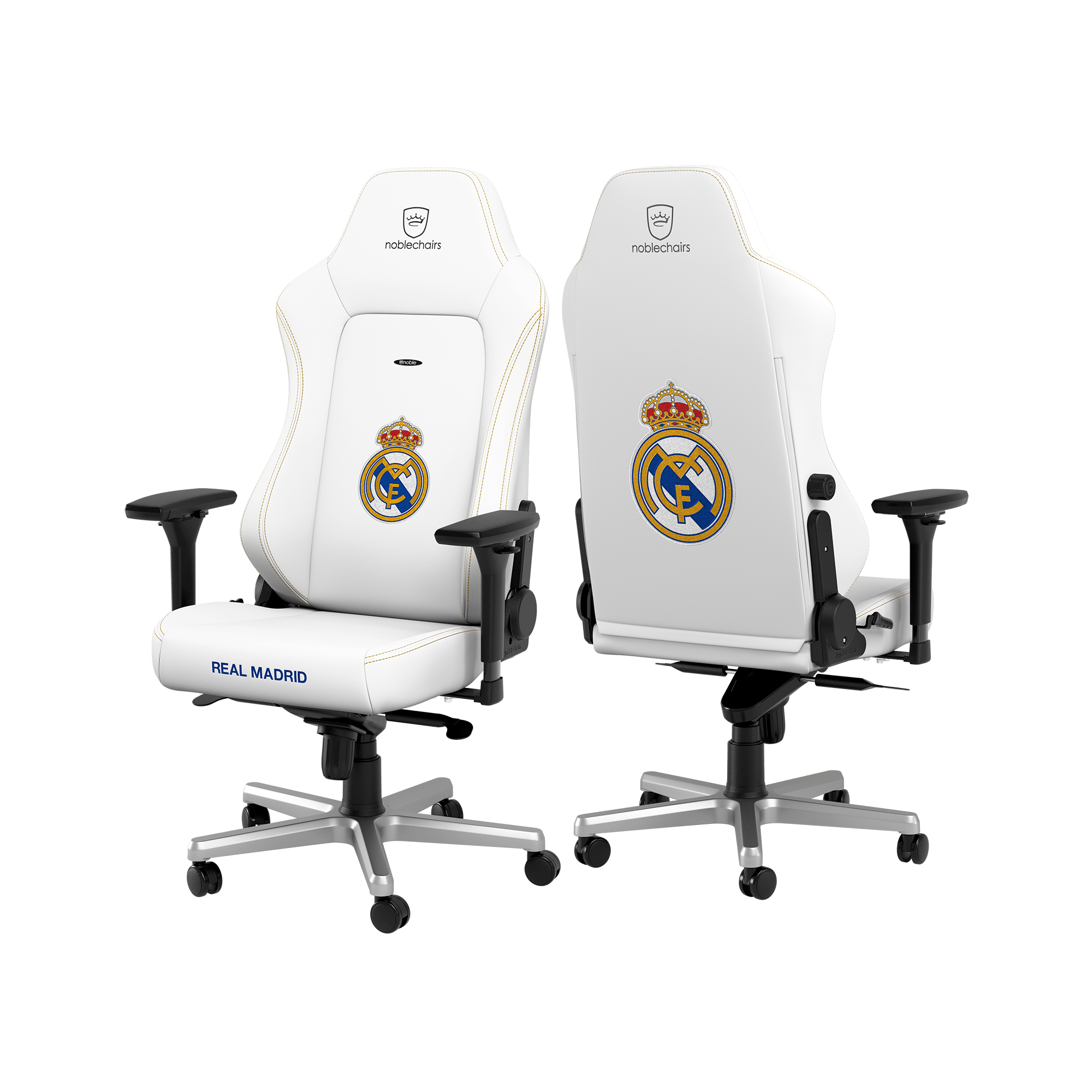 Noblechairs - HERO Real Madrid Edition