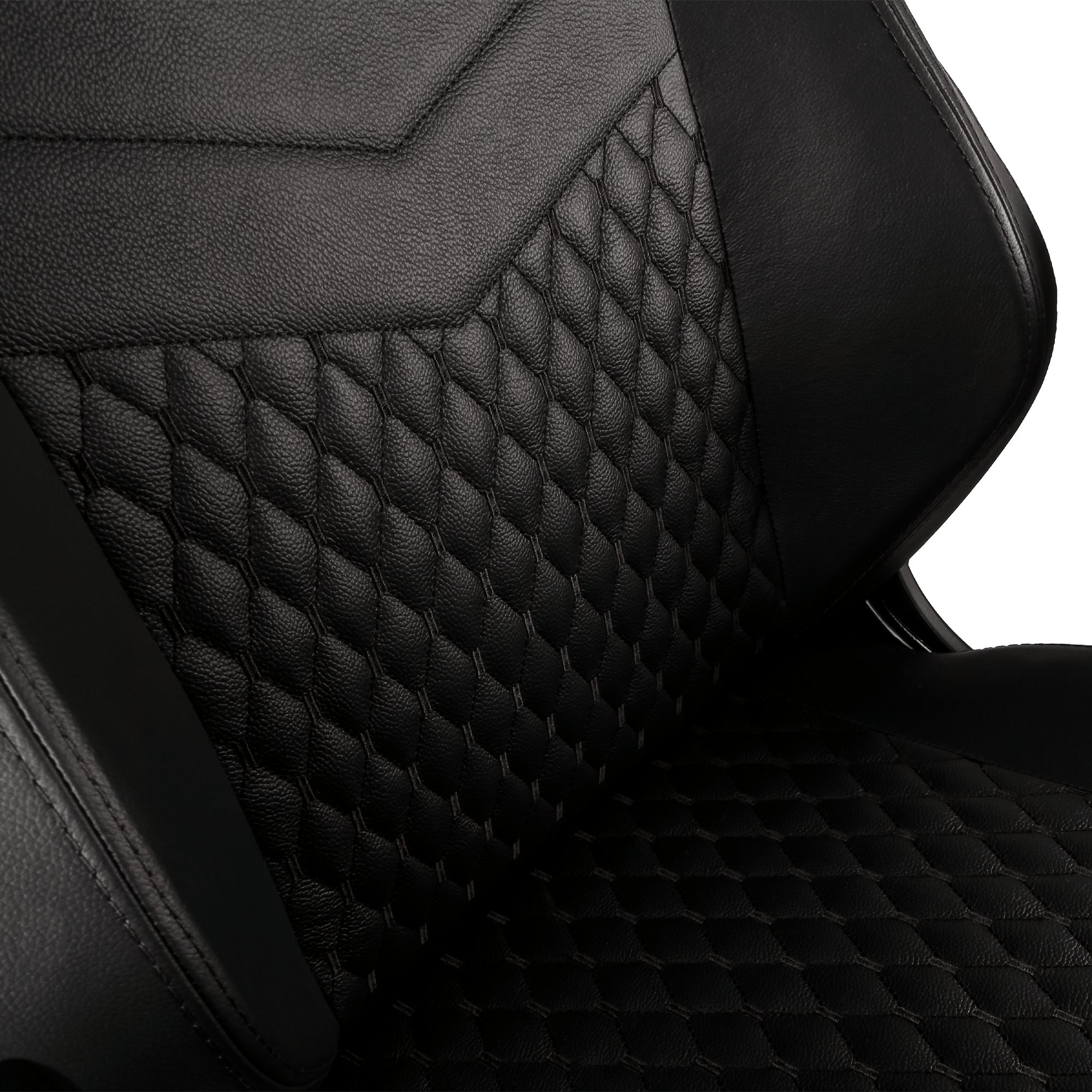 Noblechairs - HERO Real Leather Black / Black