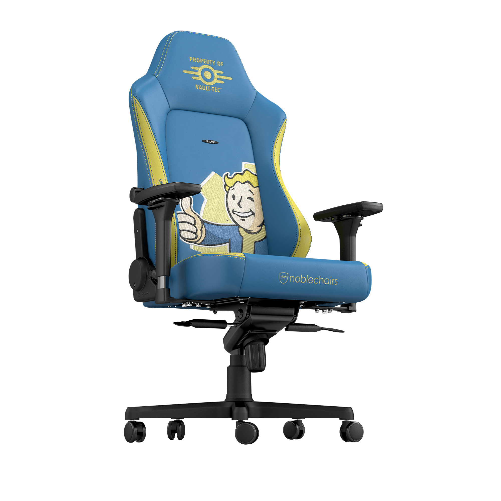 Noblechairs - HERO Fallout Vault Tec Edition