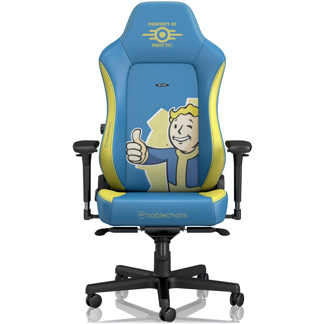 Noblechairs - HERO Fallout Vault-Tec Edition