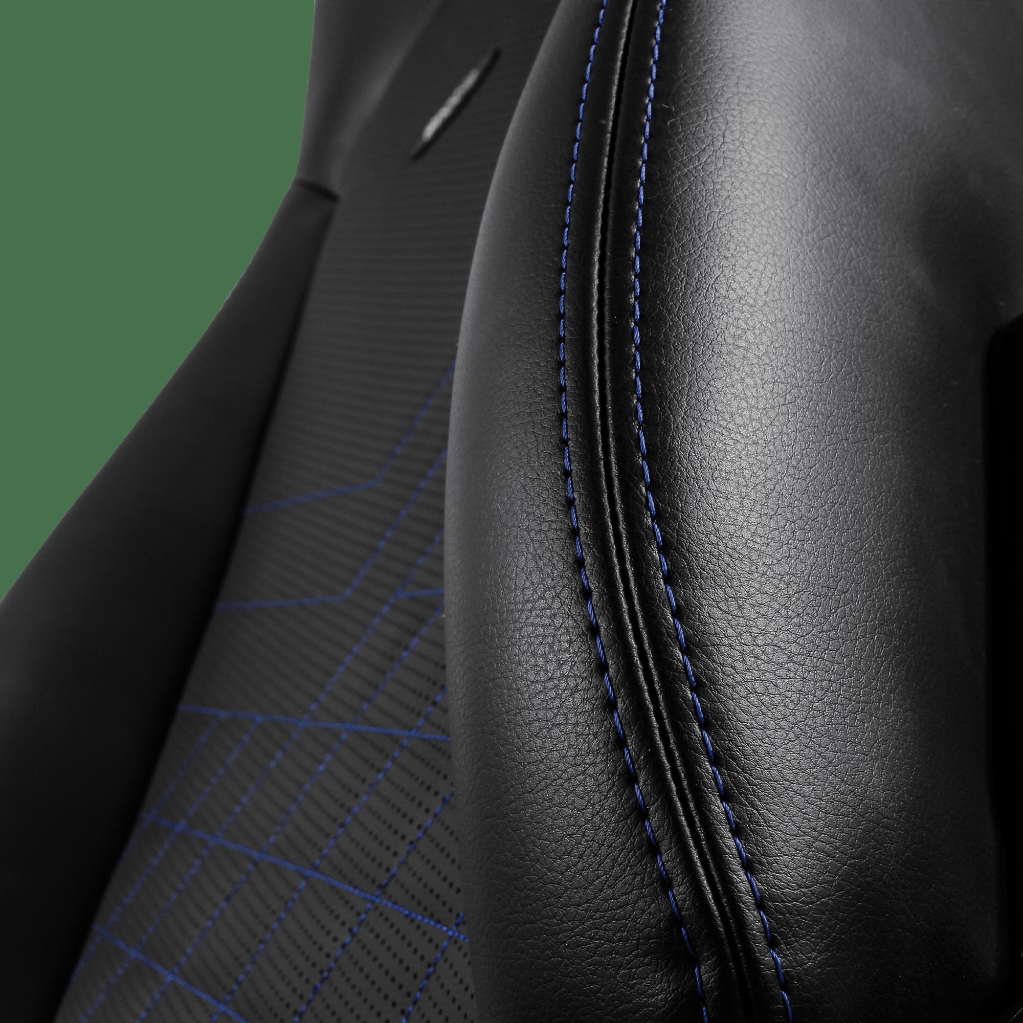 Noblechairs - ICON Noir / Bleu