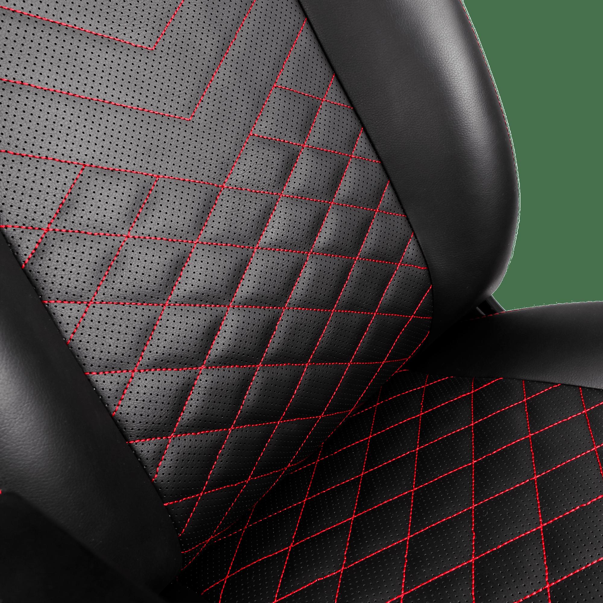 Noblechairs - ICON Schwarz / Rot