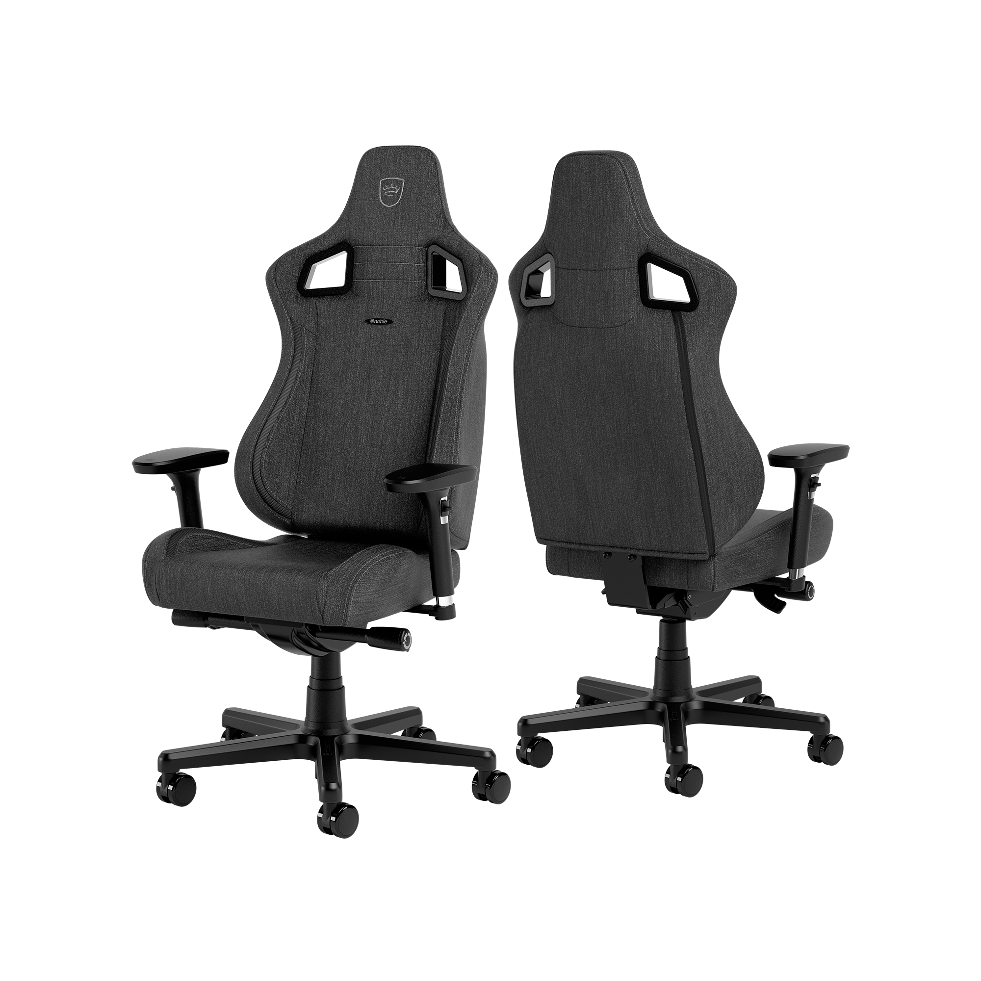 Noblechairs - EPIC Compact Anthracite/Carbon